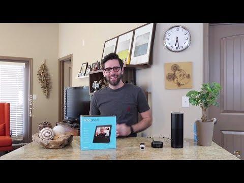 Amazon Echo Show Review and Echo / Dot Comparison
