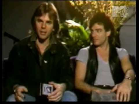 MTV story - rock band Journey discussing the Data Age Atari VCS/2600 video game Journey Escape