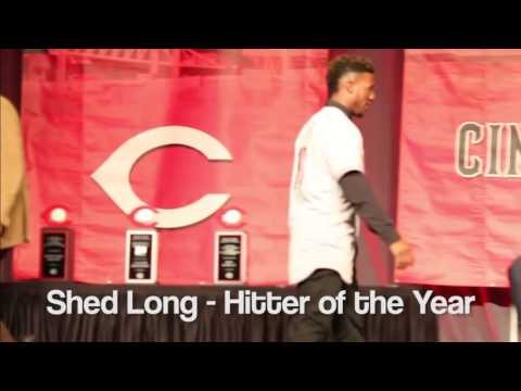 Cincinnati Reds Minor League Awards Presentations 2016