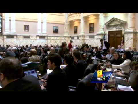 Maryland House passes gas tax increase