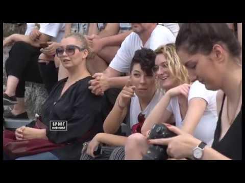 MOZZART - Deo tvog života - Otvaranje terena KK Partizan na Kalemegdanu