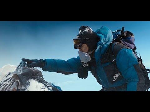 映画『エベレスト 3D』本編映像(頂上タッチ)