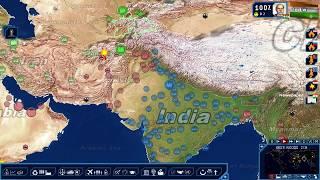 Geopolitical Simulator 4:  2018 - All Roads Lead to Delhi Ep. 45 - Afghan Alliance