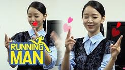 """Shin Hye Sun is HERE!! She Dances to """"Ddu-Du Ddu-Du"""" by BLACKPINK! [Running Man Ep 412]"""