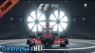 F1 2012 Gameplay (PC HD)