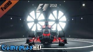 F1 2012 Gameplay (PC HD)