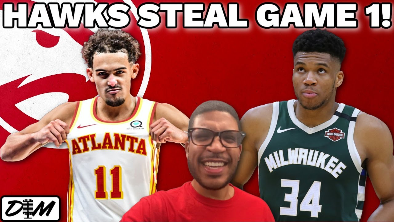 Bucks-Hawks Game 1: Live updates, analysis. Trae Young leads ...