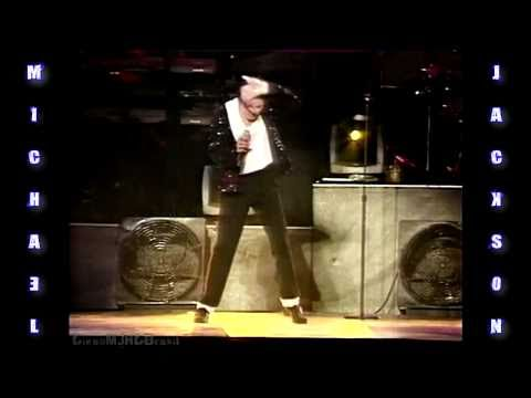 Michael Jackson - Billie Jean HWT Helsinki 1997 HD Remastered
