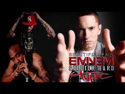 Beautiful Pain - Eminem - Tupac - Soldier Hard FREE DOWNLOAD