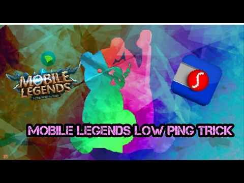 Mobile Legends Ping Trick Using Globe Switch ( Green Signal )