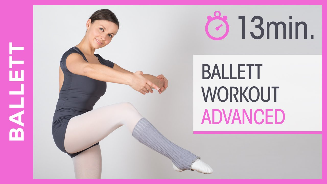 Ballett Tanzen Lernen Amp Trainieren Lounge Dance Workout F 252 R Fortgeschrittene Tanz Mit Anna