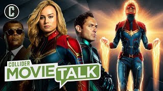Captain Marvel Tracking for $100 Million Opening Weekend - Movie Talk