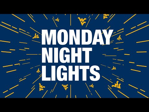 Download MONDAY NIGHT LIGHTS AT WVU Mp4 baru