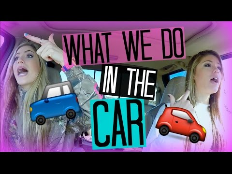 What We Do in the Car | Diamond Dixie