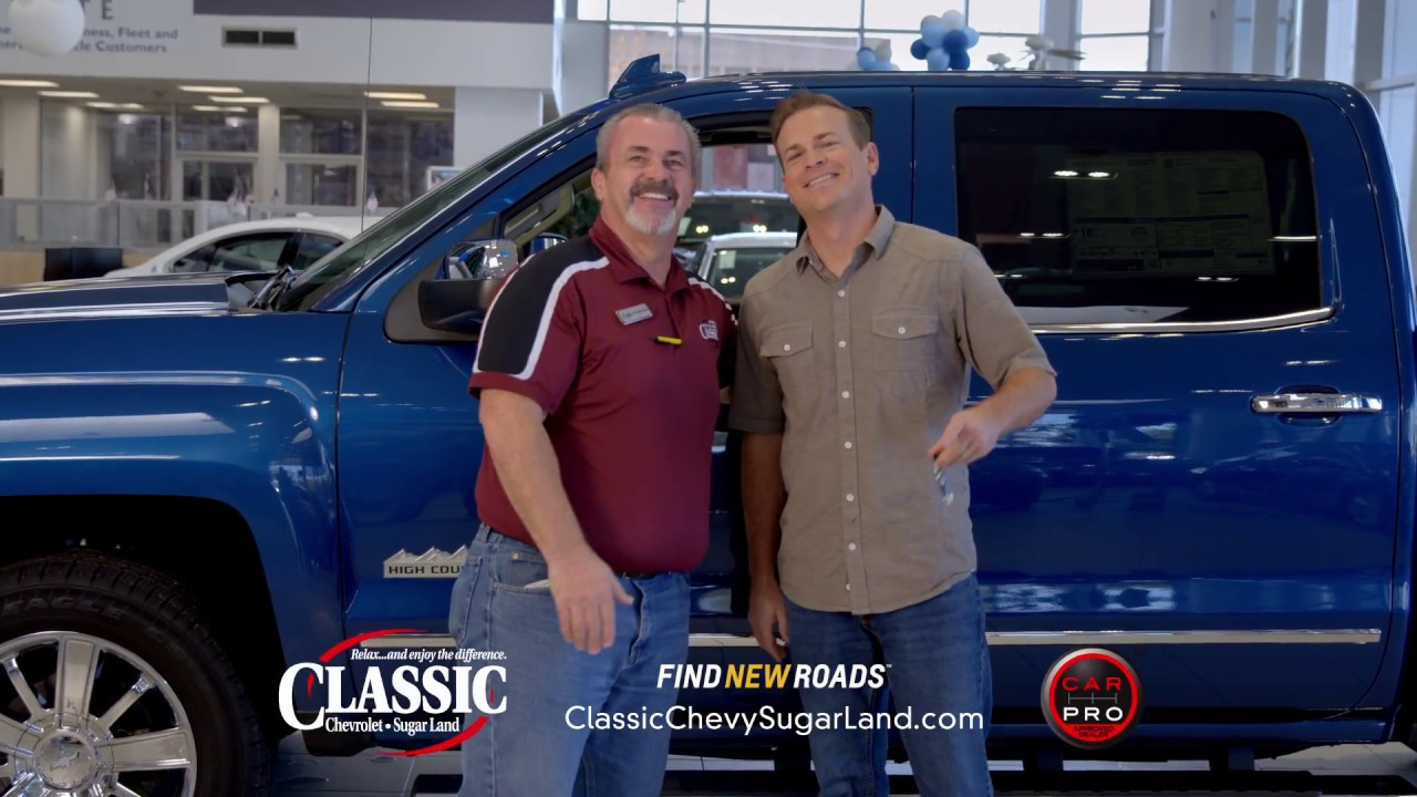 Houston Video Production: Classic Chevrolet Sugar Land   Whatever It Takes