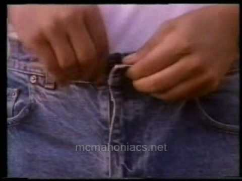 Julian McMahon : Levi Jeans Advert