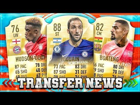FIFA 19: BESTÄTIGTE TRANSFERS & GERÜCHTE! WINTER TRANSFER NEWS #4