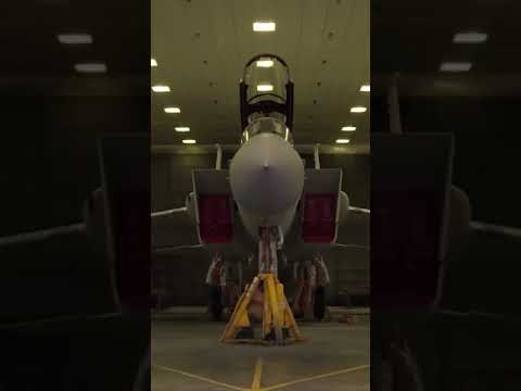 F-15QA Ababil Painted from Start to Finish