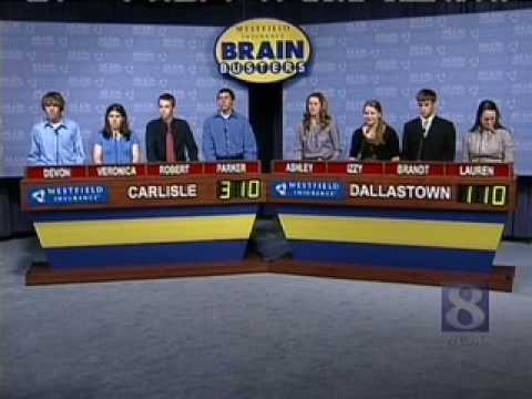 Westfield Insurance BrainBusters Carlisle vs. Dallastown ...