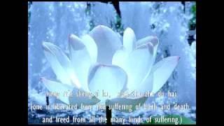The High King Avalokitesvara Sutra 高王觀世音真經(English Captions)