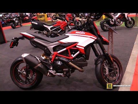 2015 Ducati Hypermotard SP - Walkaround - 2015 Toronto Motorcycle Show