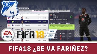 FIFA18 MILLONARIOS En Europa ¿Fariñez Se Va? 2018 Capitulo#42 Liga Europea [Austin]
