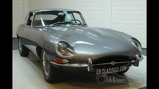Jaguar E-type S1 Coupe 1961 -VIDEO- www.ERclassics.com