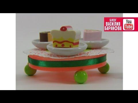 Стол для игрушек «Littlest Pet Shop» / ПОДЕЛКА
