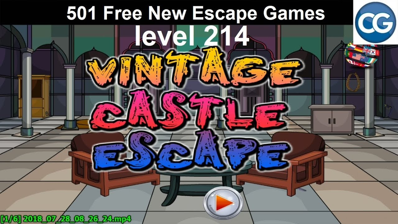 Walkthrough 501 Free New Escape Games Level 214