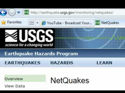 USGS looking for Volunteers