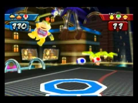 how to find hidden routes in mario sports mix