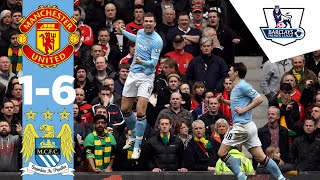 6-1 Derby? Let's watch it again 10 year on!   Highlights   Full match on City+!