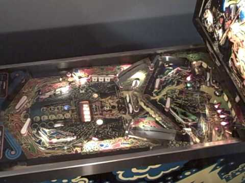 Lightning - Pinball by Stern Electronics