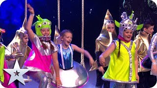 Dare to dream! Flakefleet Primary School rule the world | The Final | BGT 2019