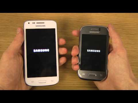 Samsung Galaxy Core Plus vs. Samsung Galaxy Young - Which Is Faster?