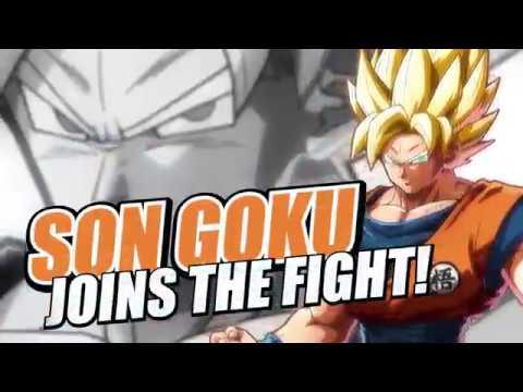 DRAGON BALL FighterZ - Goku Character Trailer | PS4, X1, PC
