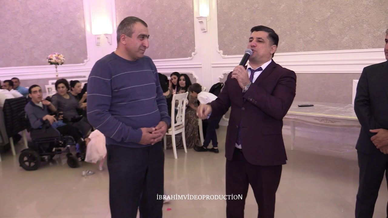 Afiq Qarabagli - Azerbaycan Toyu - Restoran Crystal Hall