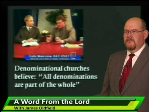 AWFTL - Is The Church of Christ a Denomination?