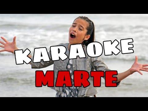 KARAOKE   'Marte' Melani García   Junior Eurovision 2019