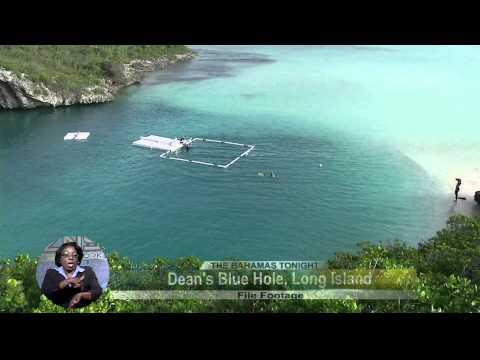 Tourist Dies After Diving Dean's Blue Hole