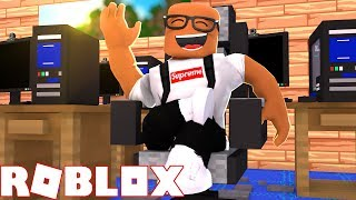 STARTING IL MIO CANALE YOUTUBE IN ROBLOX