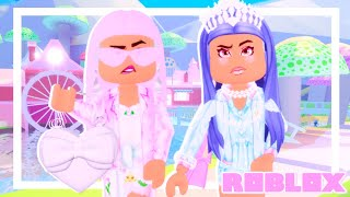The Gold Digger Twins... Ep 2( Roblox Star Sorority Roleplay Story)