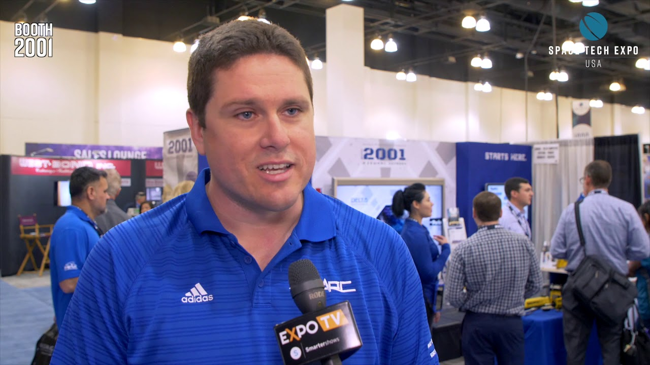 Zemarc Fluid Power talks to EXPO TV at Space Tech Expo USA 2019