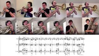 HERE THEY COME! - Star Wars Episode IV - Brass Cover