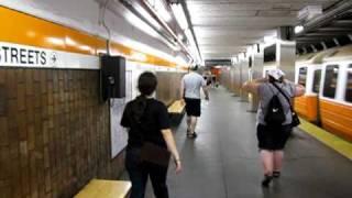 Fire alarm at MBTA Chinatown station