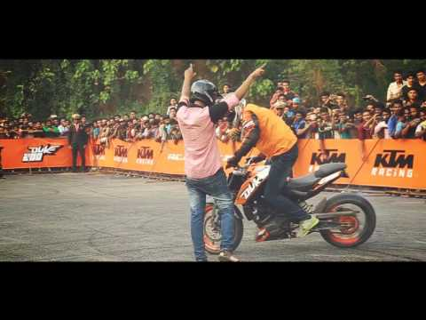 Xtremerz hell on wheels(official video)