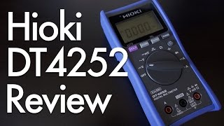 Hioki DT4252 Multimeter Review