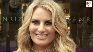 TOWIE Danielle Armstrong & Bobby Norris Interview