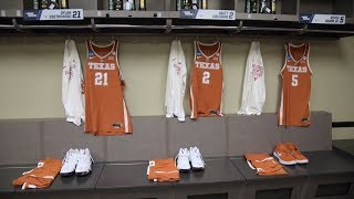 Texas Men's Basketball players reflect after NCAA tourney defeat [March 19, 2018]