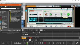 What's new in Reason 9? Part 2: The 'Scales and Chords' Player device